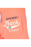 Superdry Womens Orange Track &  Field Lite Short