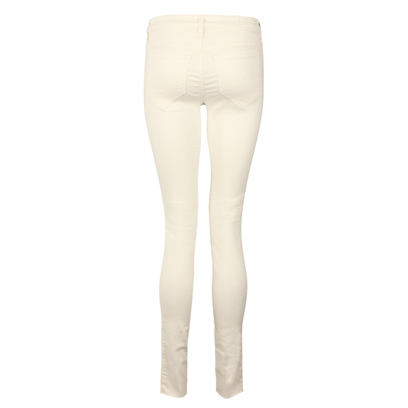 Diesel Womens White Skinzee Jean main image