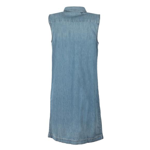Levi's Womens Blue 70s Western Dress main image