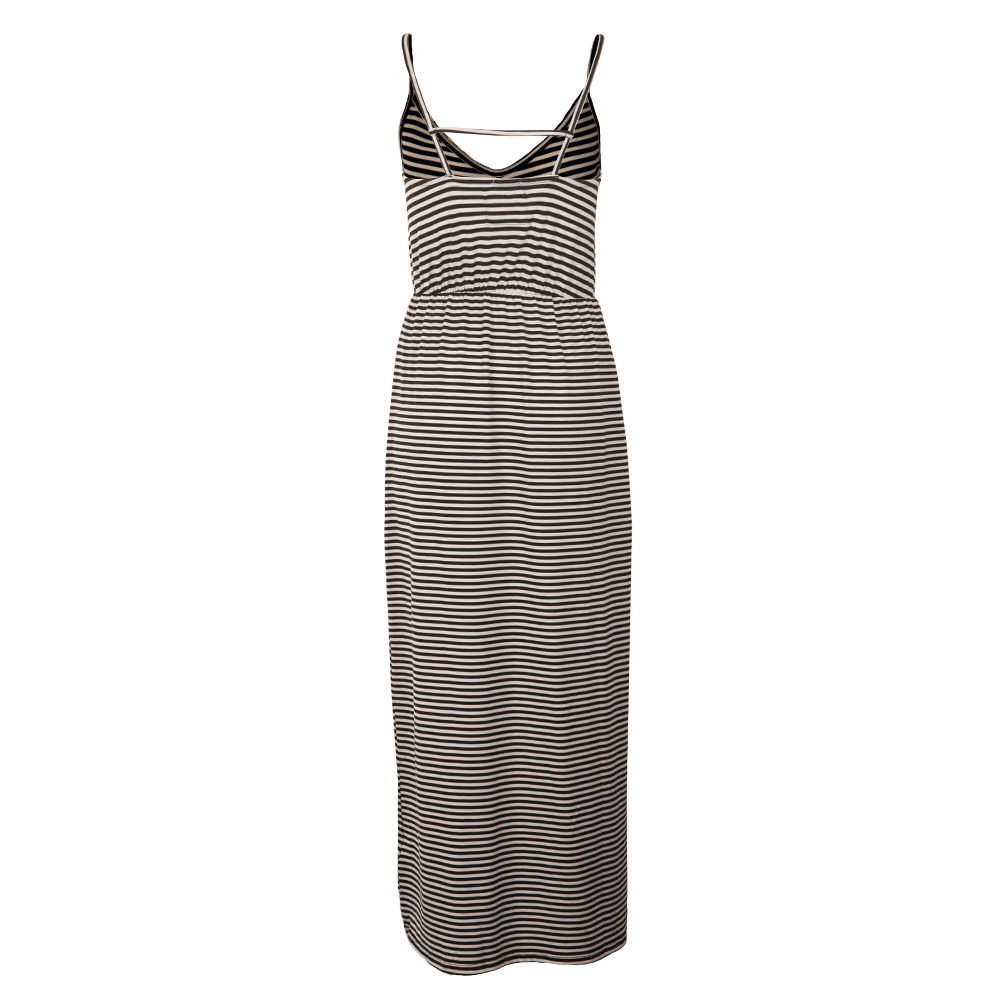 Azur Cross Front Maxi Dress main image
