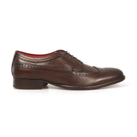 Base London Mens Brown Bailey Shoe main image