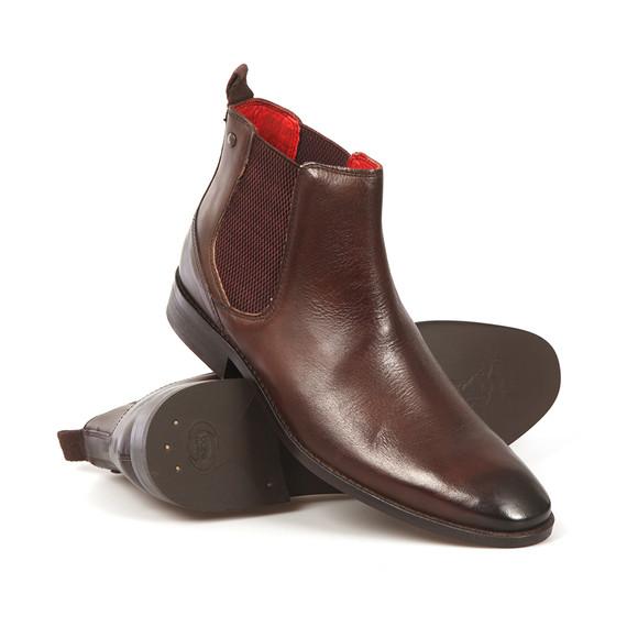 Base London Mens Brown Cheshire Boot main image