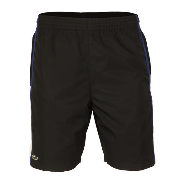 Lacoste Sport Mens Black GH314T Panel Shorts main image
