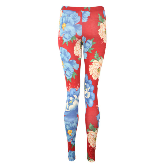 Adidas Originals Womens Multicoloured C Lin Leggings main image
