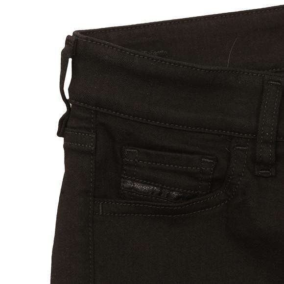 Diesel Womens Black Slandy Jean main image