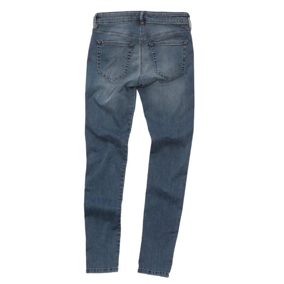 Diesel Womens Blue Slandy Jean main image