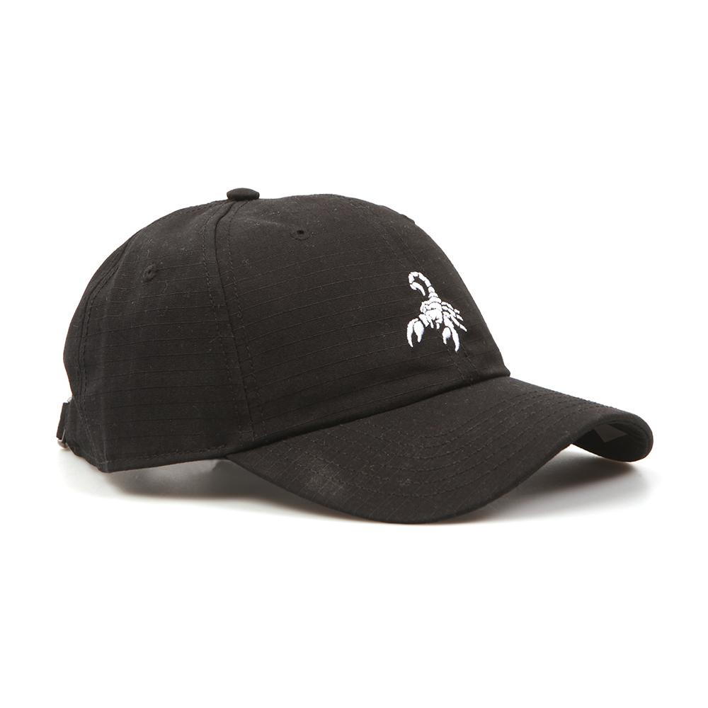 Black Label Frmd Curved Cap