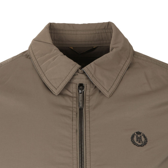 Henri Lloyd Mens Grey Kingsland Harrington main image