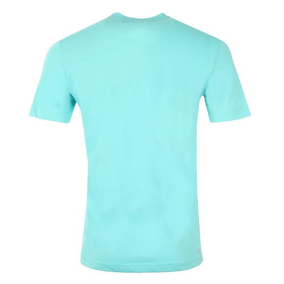 Lacoste Sport Mens Blue TH7618 Plain T-Shirt main image