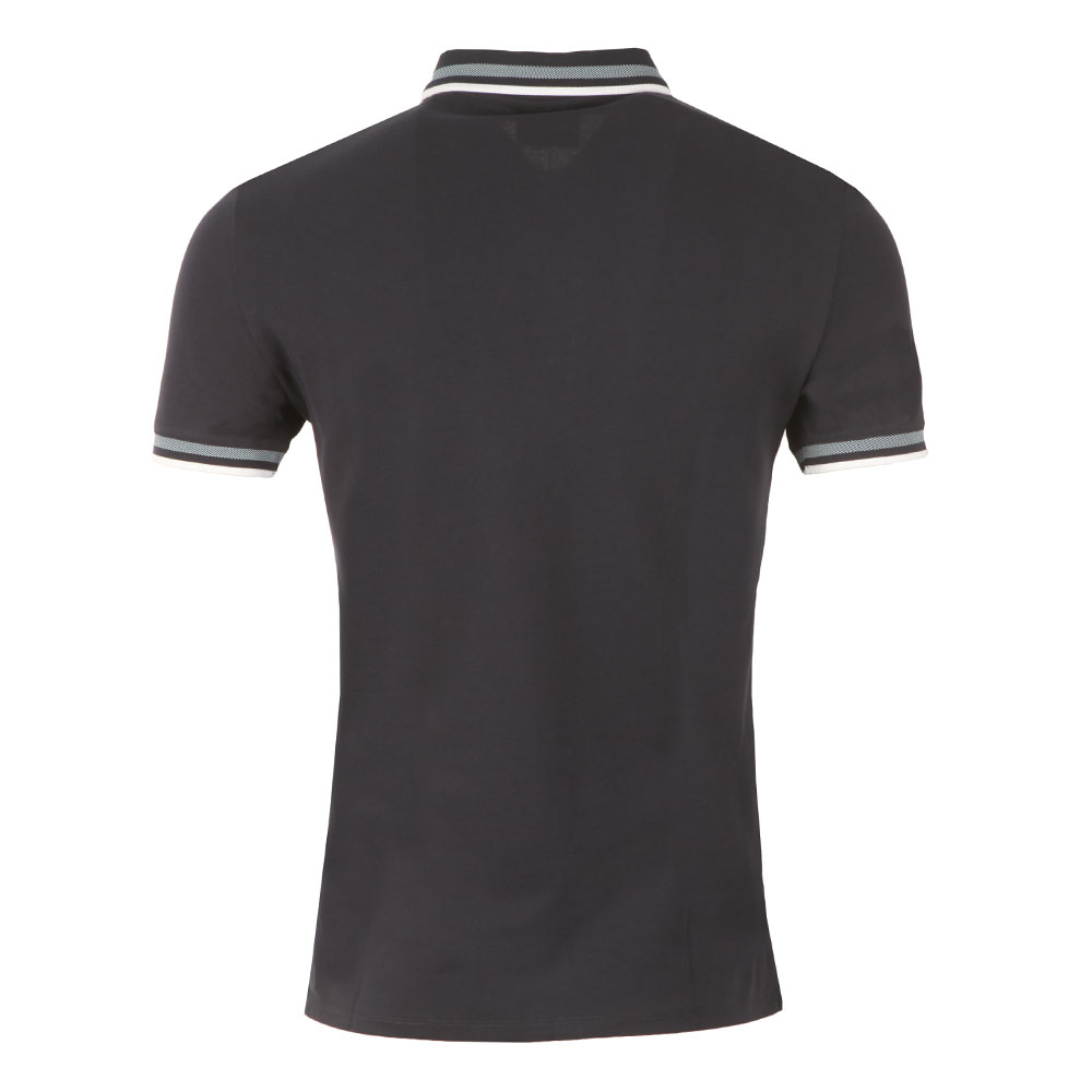 3Y6F20 Tipped Polo Shirt main image