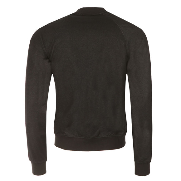 Armani Jeans Mens Black Full Zip Sweat main image