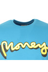 Money Mens Blue Sig Ape Shadow Tee