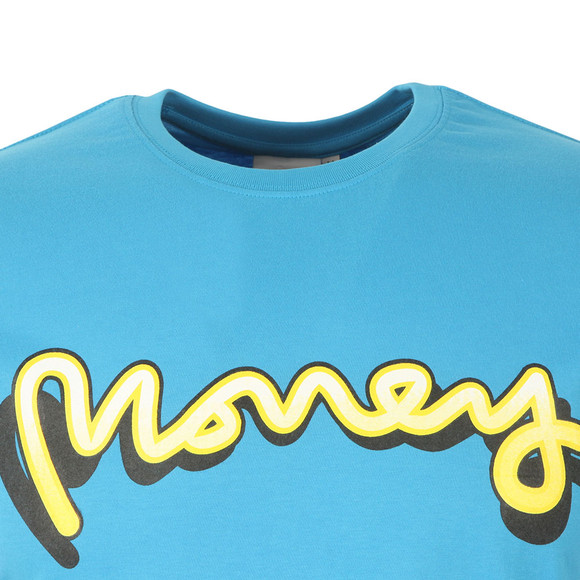 Money Mens Blue Sig Ape Shadow Tee main image