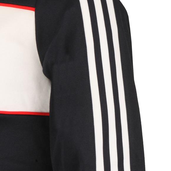 Adidas Originals Mens Blue Block Crew Sweat main image