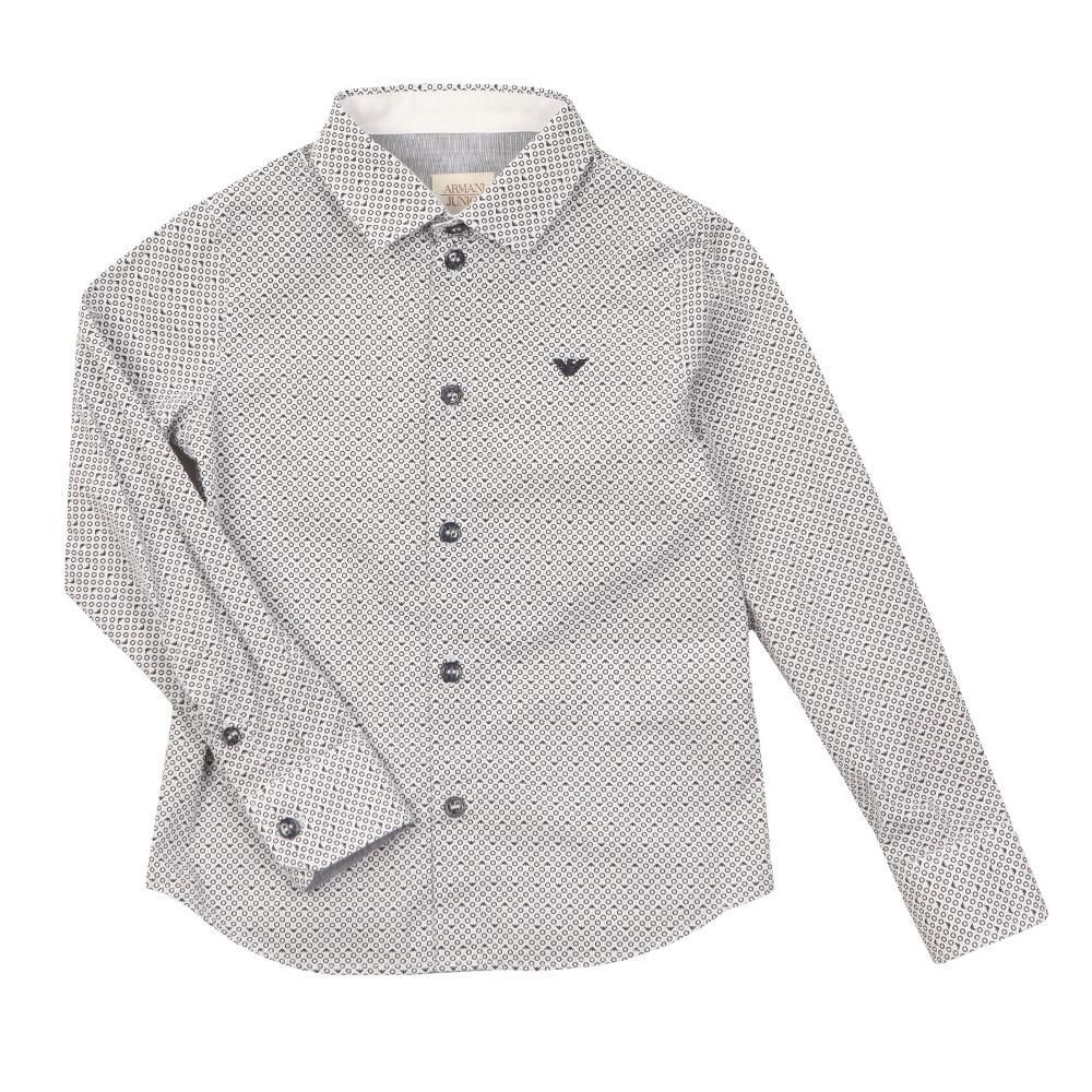 3Y4C14 Patterned Shirt main image
