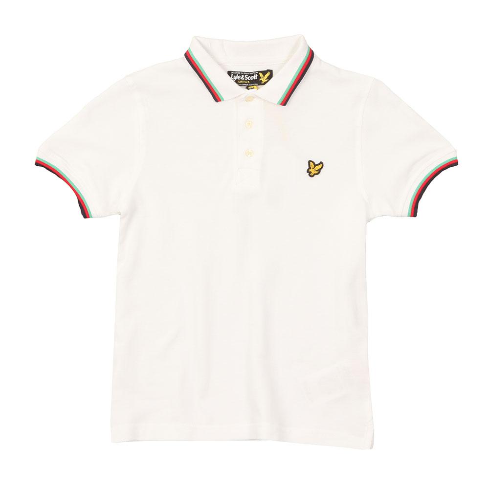 Classic Tipped Polo Shirt main image