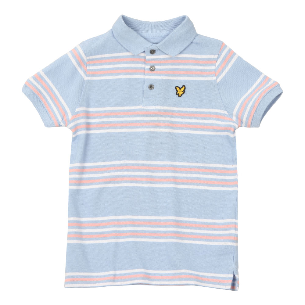 Double Stripe Polo Shirt main image