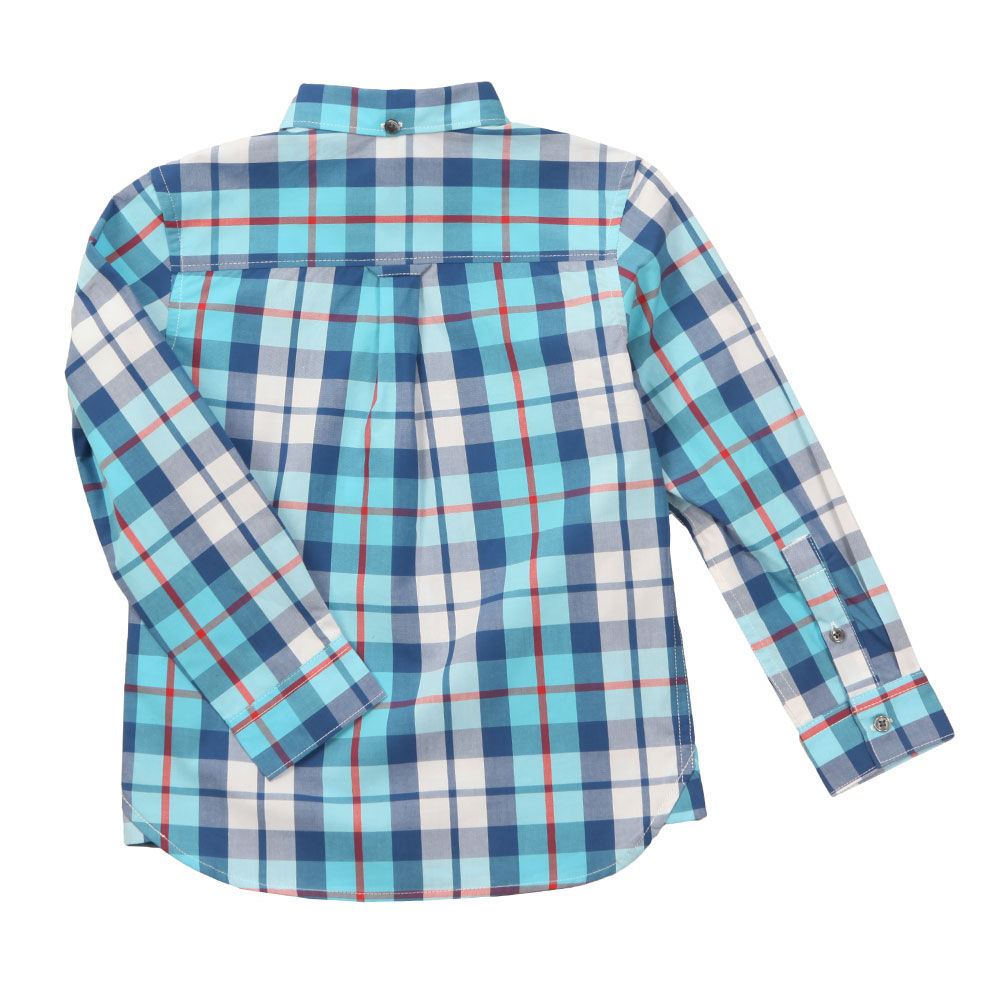 Poplin Big Check Shirt main image