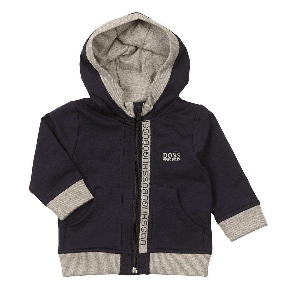 Baby J05P02 Zip Hoody
