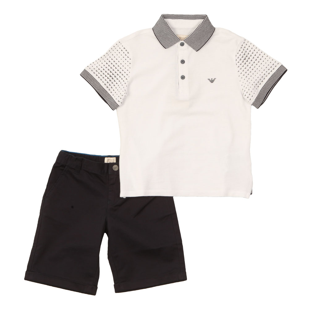 Polo & Short Set main image