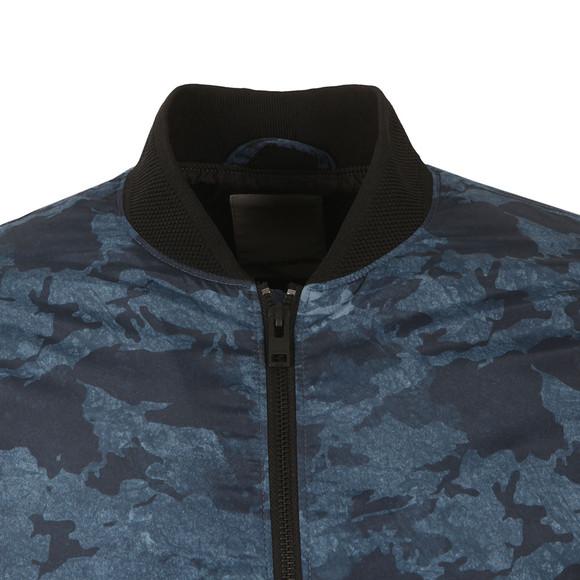 J.Lindeberg Mens Blue Thom 72 Print Poly Jacket main image