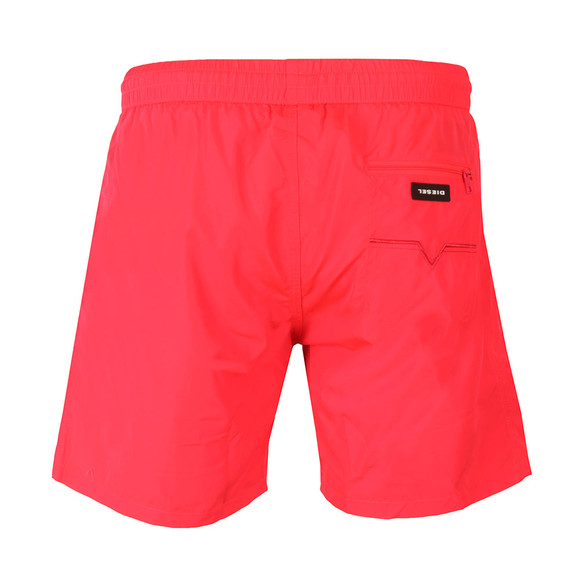 Diesel Mens Pink Wave Swimshorts main image