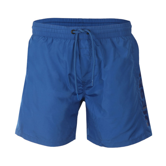 Diesel Mens Blue Wave Swimshorts main image