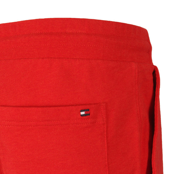 Tommy Hilfiger Mens Red Basic Sweat Short main image