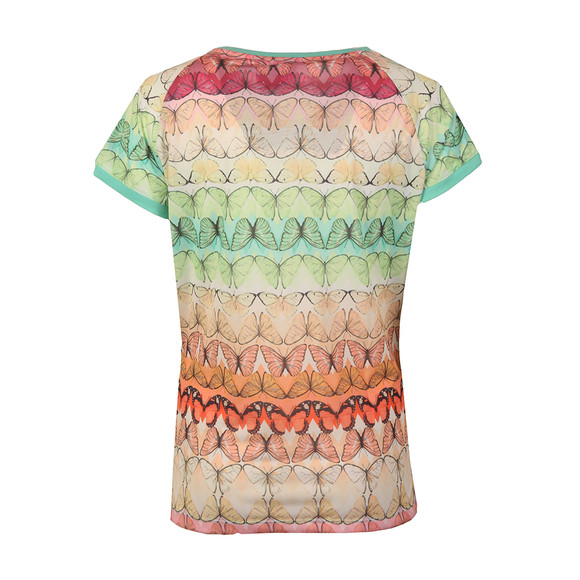 Adidas Originals Womens Multicoloured Borbofresh Tee main image