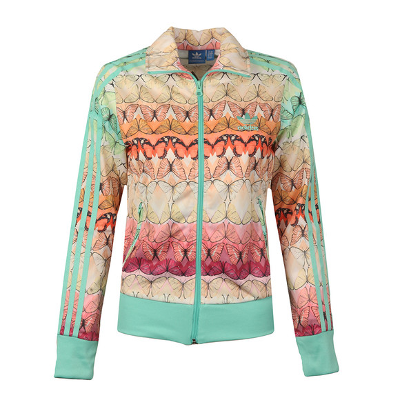 Adidas Originals Womens Multicoloured B Firebird Tracktop main image