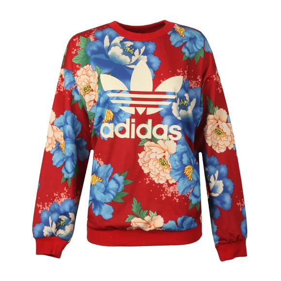 Adidas Originals Womens Multicoloured C-Sweater main image