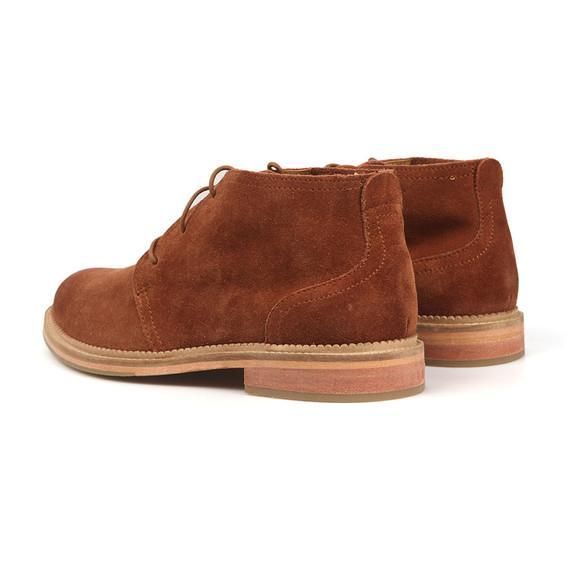 J Shoes Mens Orange Monarch Suede Boot main image