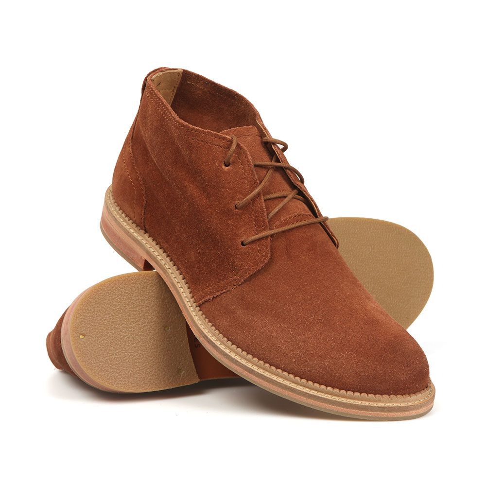 Monarch Suede Boot main image