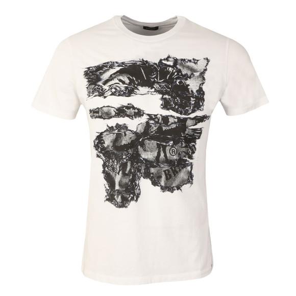 Diesel Mens White Joe NC T Shirt main image