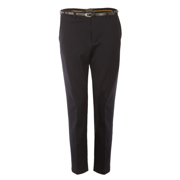 Maison Scotch Womens Blue Stretch Tailored Pant main image