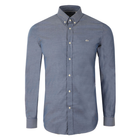 Lacoste Mens Blue L/S CH5891 Shirt  main image