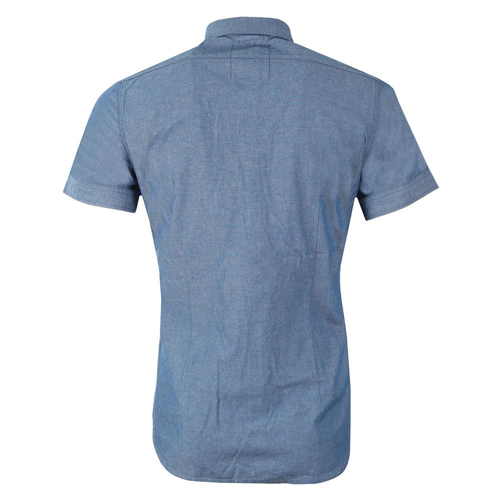 S/S Deconstructed Shirt main image