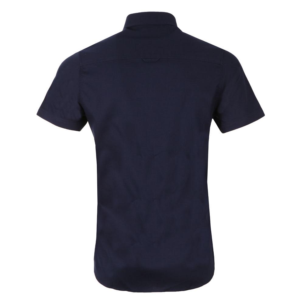 Adam Keyte SS Baseball Collar Shirt main image