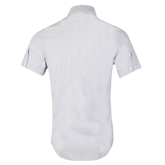 Luke Mens White S/S Bridgesouth Shirt main image