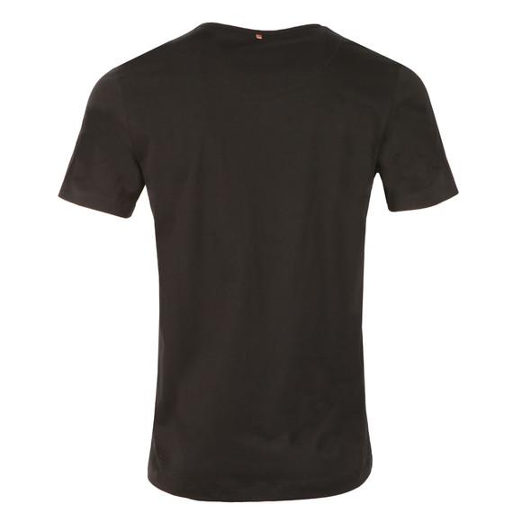 Pretty Green Mens Black Pilton T Shirt main image