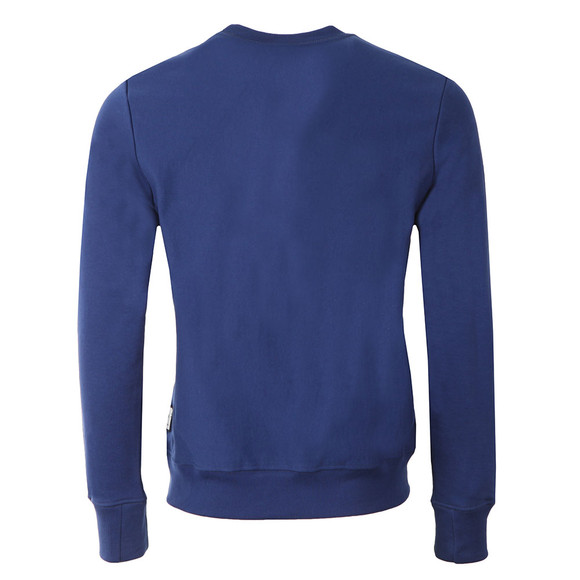 Paul Smith Mens Blue Reg Fit Sweatshirt main image