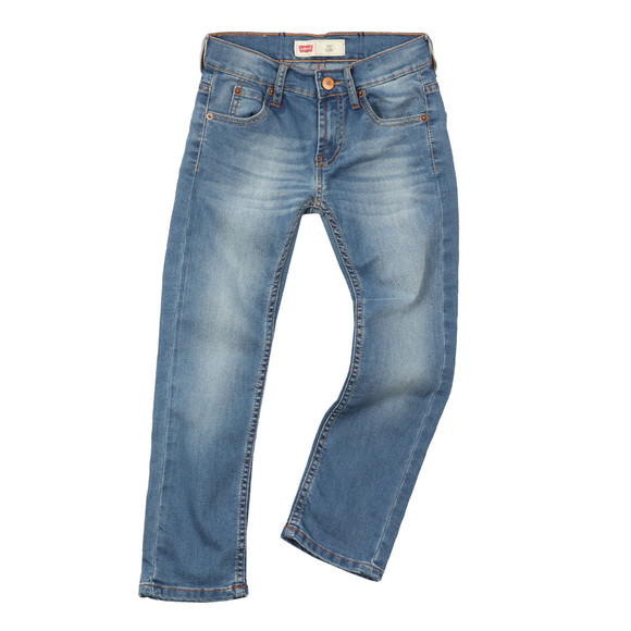 Levi's Boys Blue 511 Slim Jean main image
