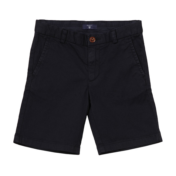 Gant Boys Blue Chino Shorts main image