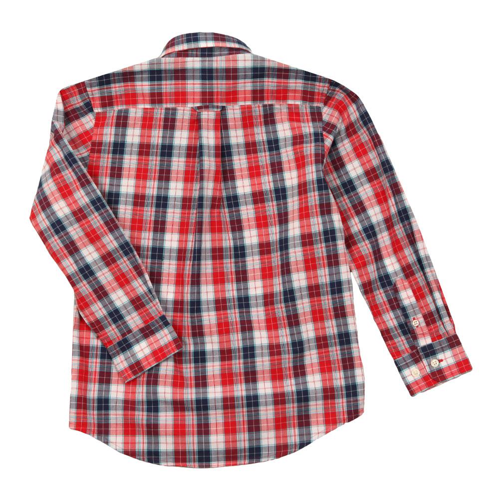 Small Broadcloth Check Shirt main image