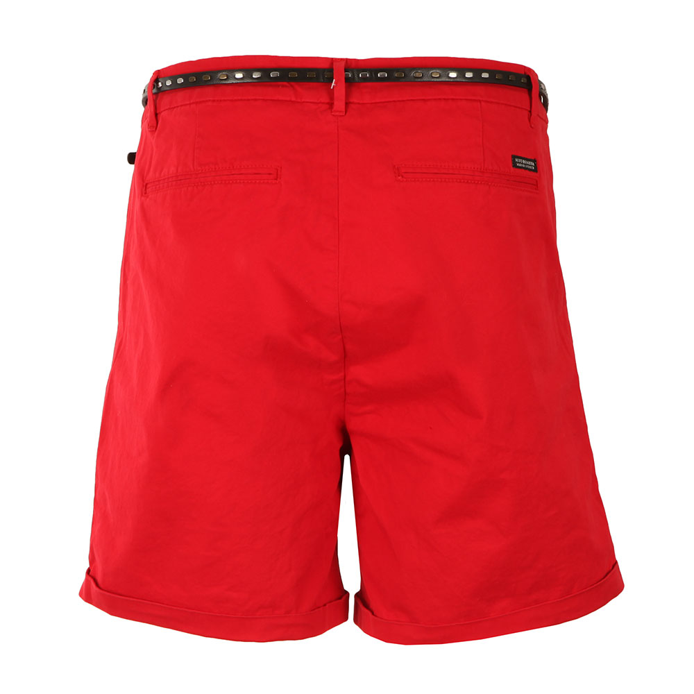 Chino Short In Pima Cotton main image