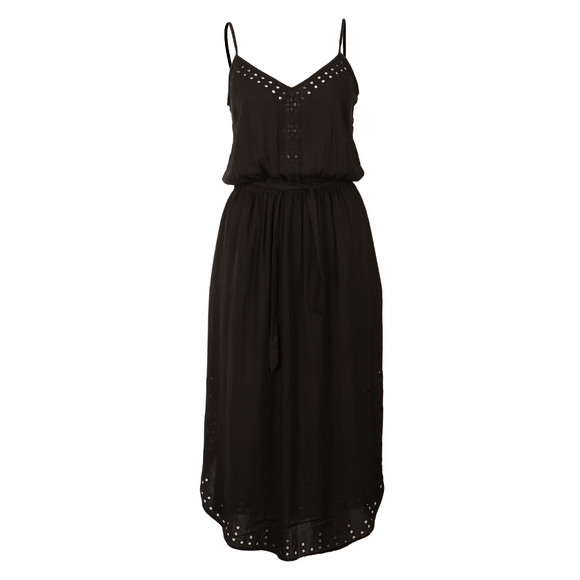 Maison Scotch Womens Black Strapey Summer Dress main image