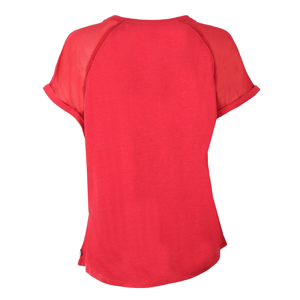 Sleeveless Jersey T Shirt main image