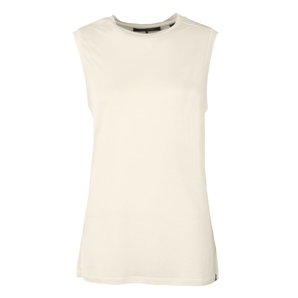 Soft Sleeveless Top main image