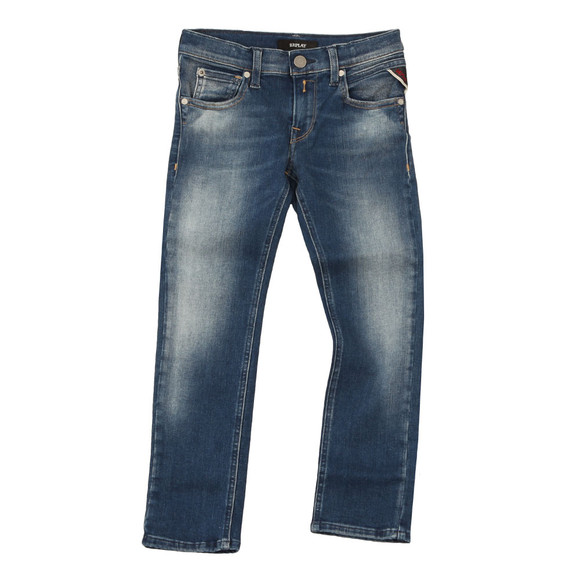 Replay Boys Blue Super Slim Jean main image