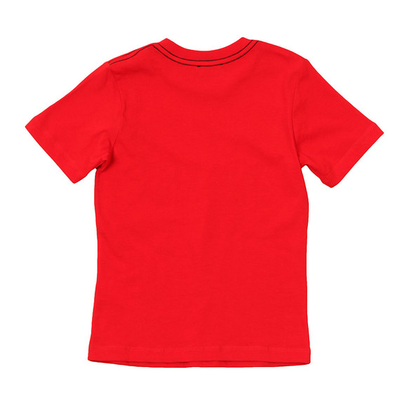 Diesel Boys Red Taner T Shirt main image